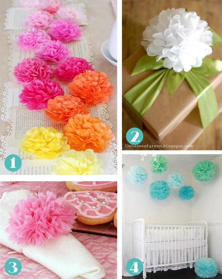Tissue Paper Decoration Ideas In 2020 Tissue Paper Flowers Tissue Paper Flowers Diy Paper Flowers