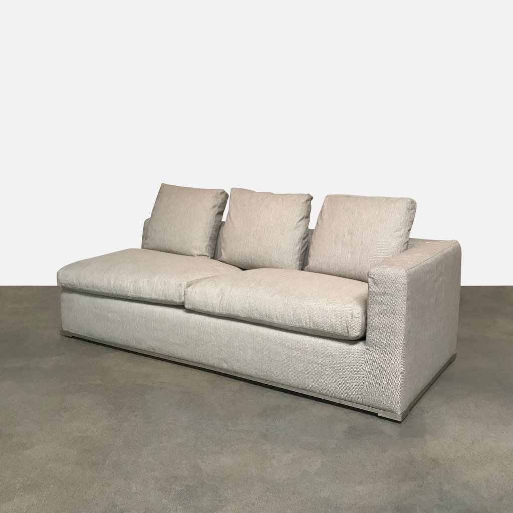 Omnia Right End Sofa With High A Bed Modern Home Design Interiordesign Styling Tips Inspiration Homedecor Mode Sofa Sofa Bed Modern Sofa