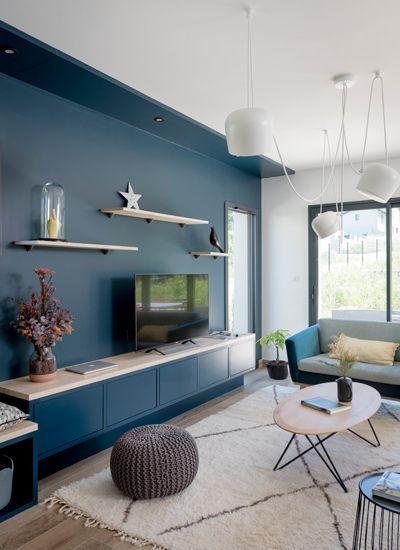 Une maison neuve près de Lyon (PLANETE DECO a homes world) | Salon ...