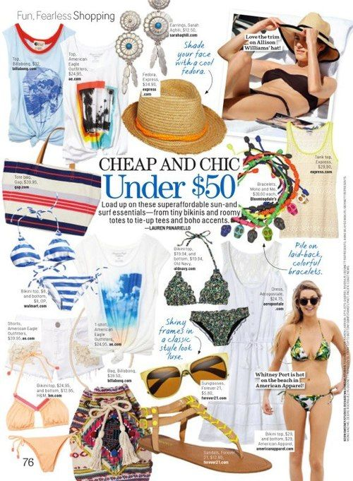 Looking for chic and affordable pieces for a sunny getaway? The Mono and Me Calavera Bracelets featured in the May Issue of Cosmopolitan are a must-have boho-cool accent to your look.