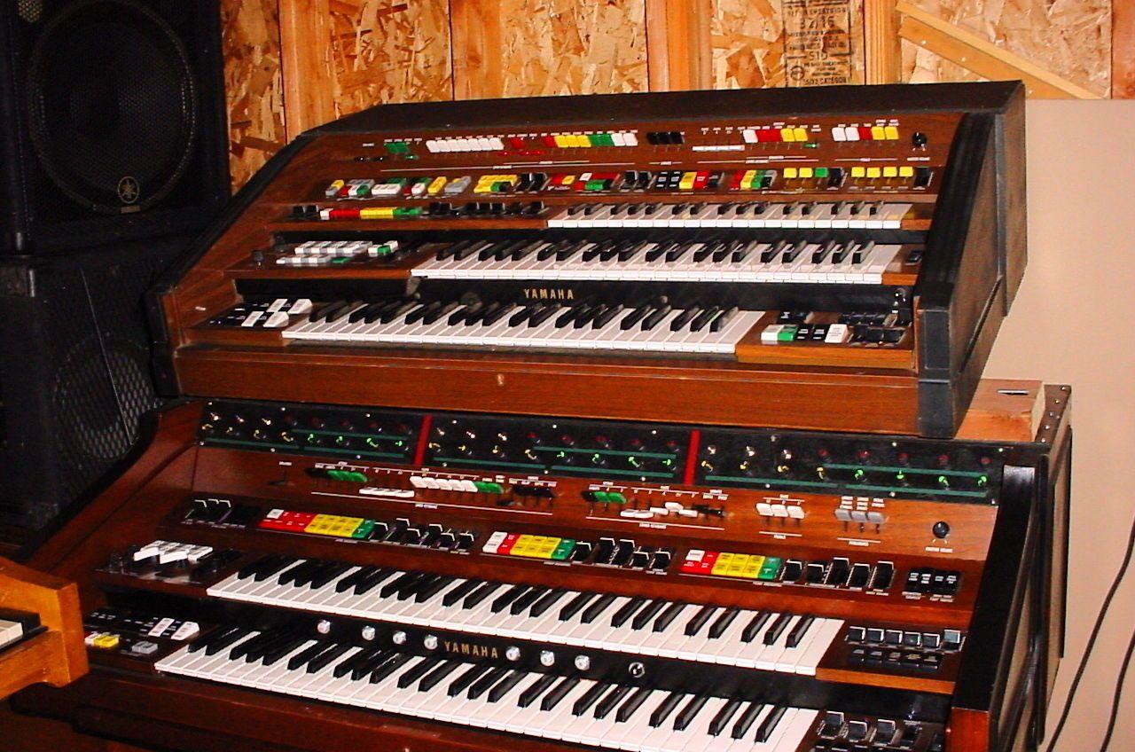 Yamaha D85 Vintage Organ Modified Common Shopping