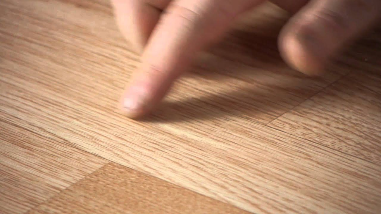 how to remove scratches from vinyl wood flooring