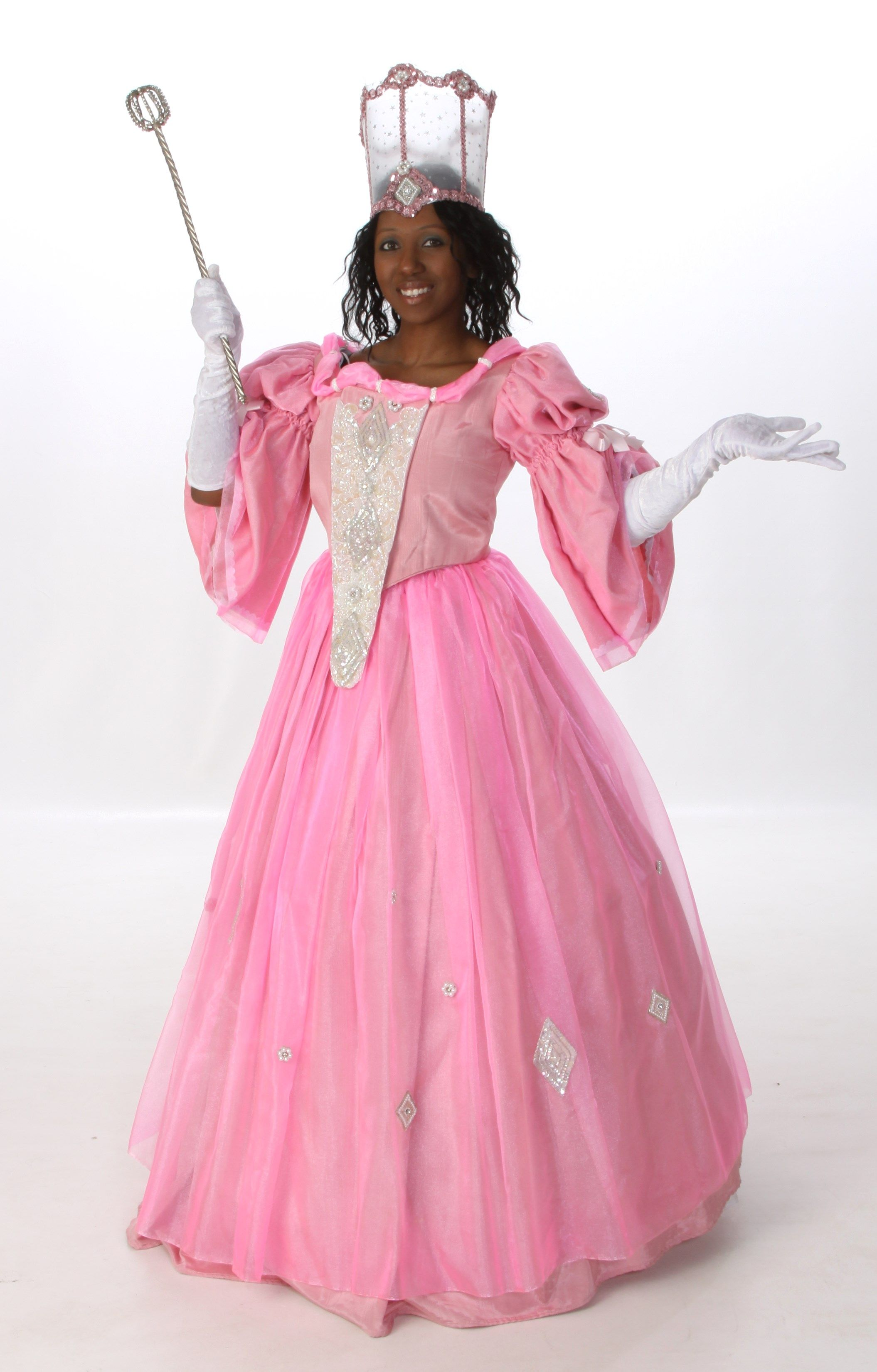 Glinda the Good Witch of the North Costume - Wizard of Oz Rental ...