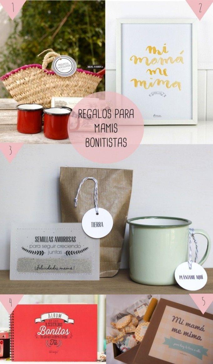 Inspiración regalos para el día de la Madre para que sorprendas a tu madre de una forma bonitista