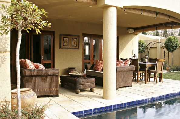 covered patio house exterior patios outdoor patio designs outdoor rh pinterest co uk
