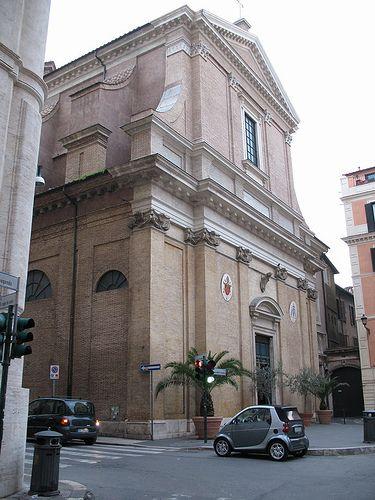 Sant Andrea Delle Fratte Arquitectura Renacentista Arquitectura Renacentismo
