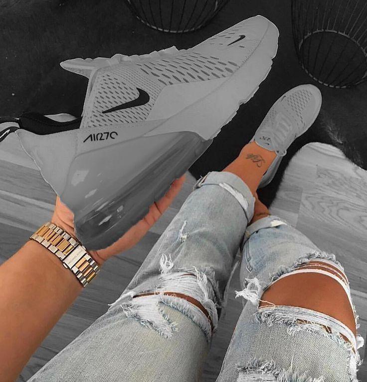 A nueve Disparidad Montaña  Nike Airmax270 - # airmax270 #Nike #shoes - #shoes | All nike shoes,  Fashion, Sneakers fashion outfits