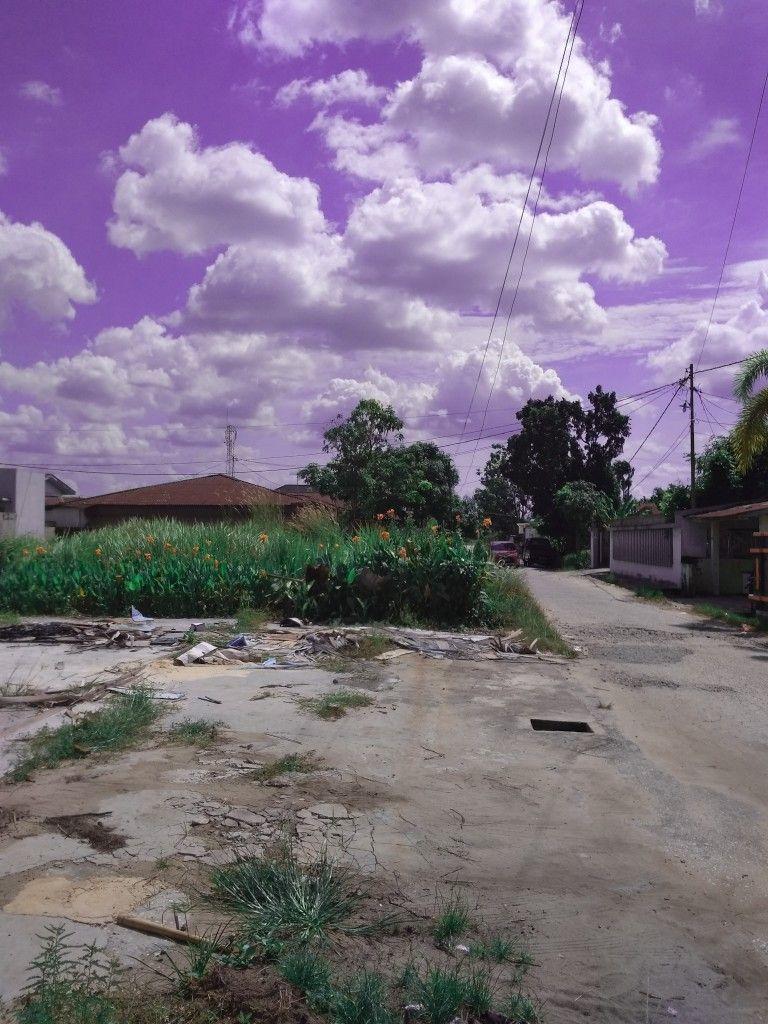 Edit Foto Awan : Dipekanbaru, Pemandangan,, Awan,, Jalan