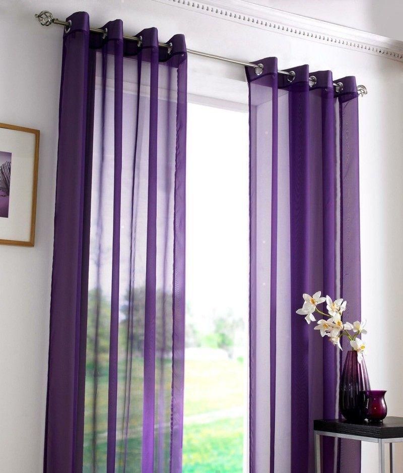Die Passenden Gardinen Und Vorhange Schmucken Die Fenster 35