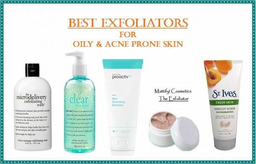 Image result for exfoliator for oily skin