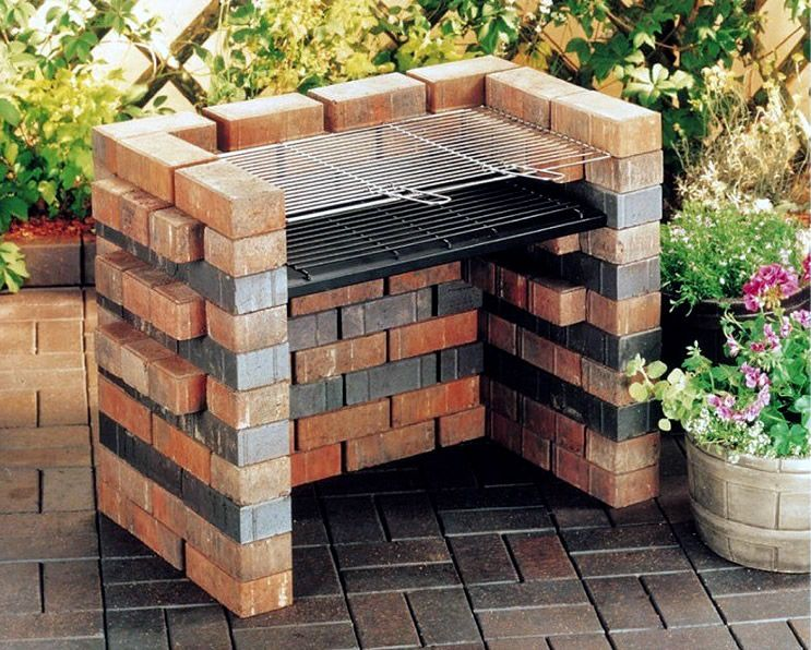 Inspirational Outdoor Bbq Grills Ideas