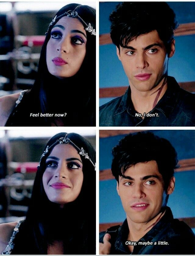 Image result for alec and izzy