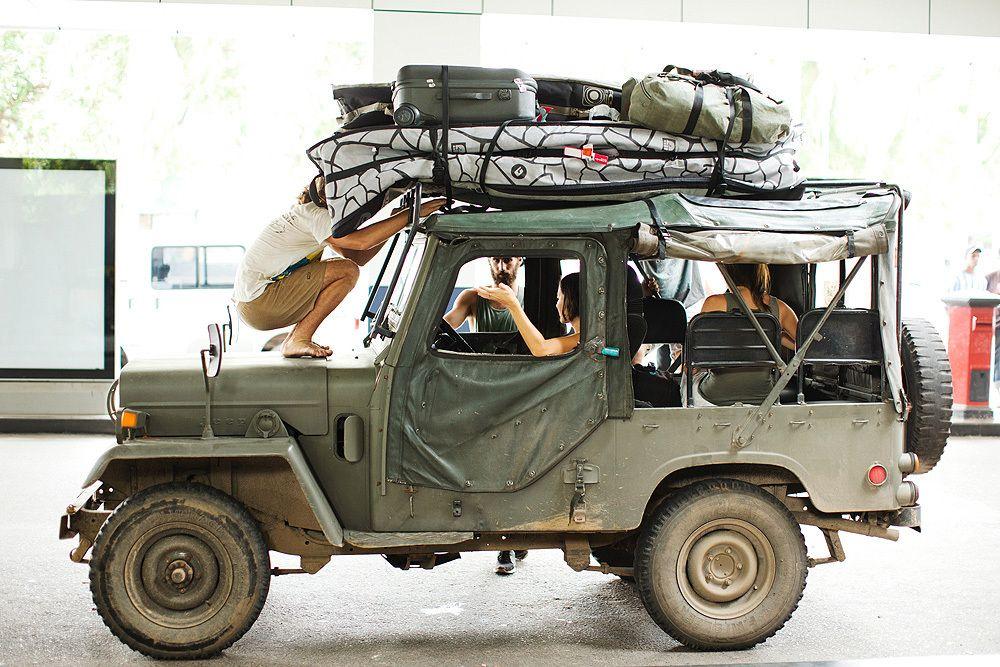 Ellis Ericson Sri Lanka Rvca Road Trip Jeep Willys With Top