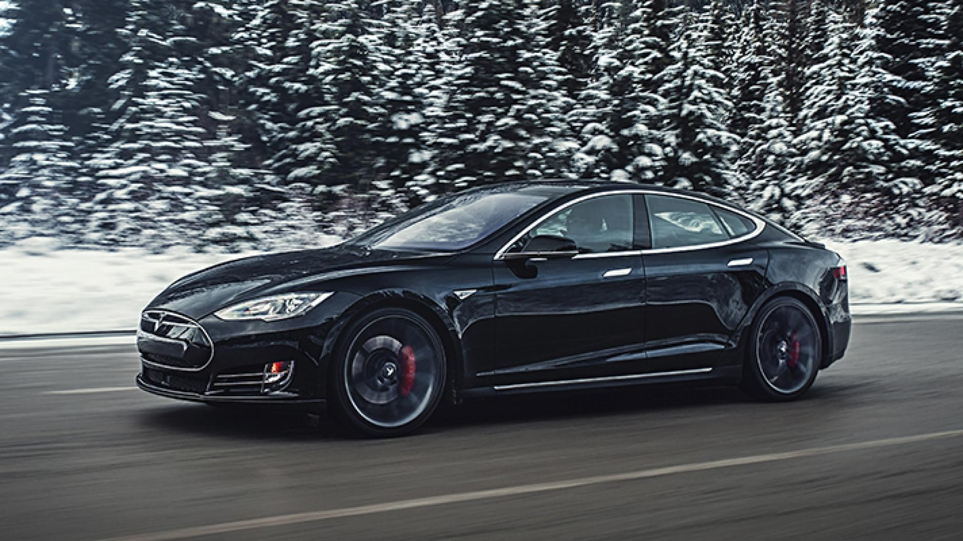 First Drive Tesla Model S 85kwh Dual Motor Performance 5dr Top Gear