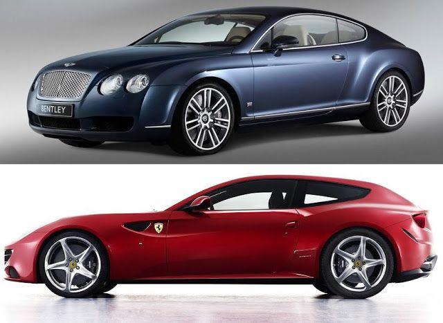 Trendy Mind // Trendy Wheels nº 20: Um Mini Abu Dhabi à 'Tuga' // Fotos: Bentley, Ferrari