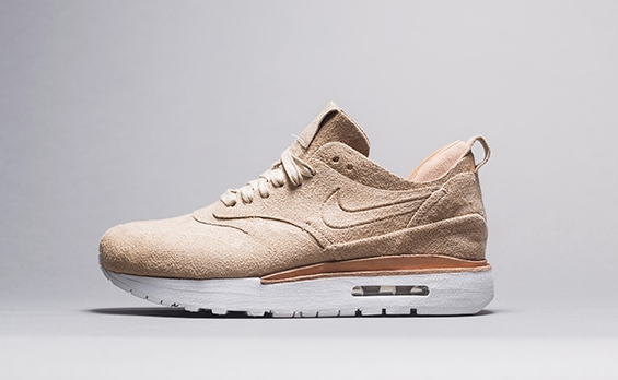 reputable site 89c45 843de Nude Vibes On The NikeLab Air Max 1 Royal