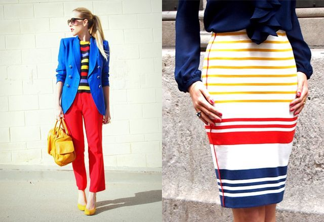 More Knitting Wheel Fashions : Pin by th knit on colour blocking fashion pinterest