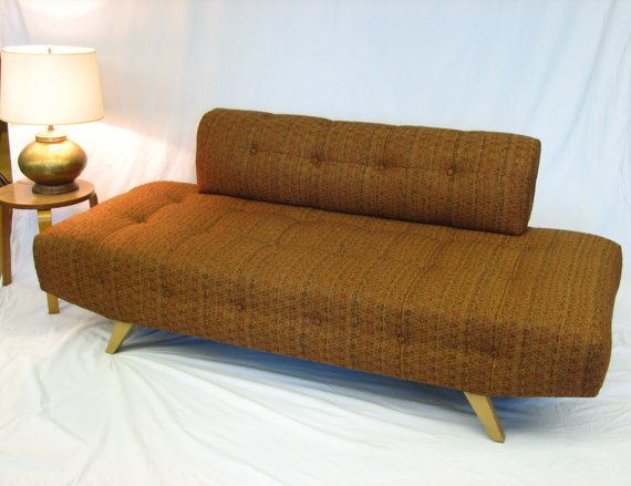 Captivating Mid Century Modern Danish Retro Vintage Upholstered By GreStuff, $2100.00