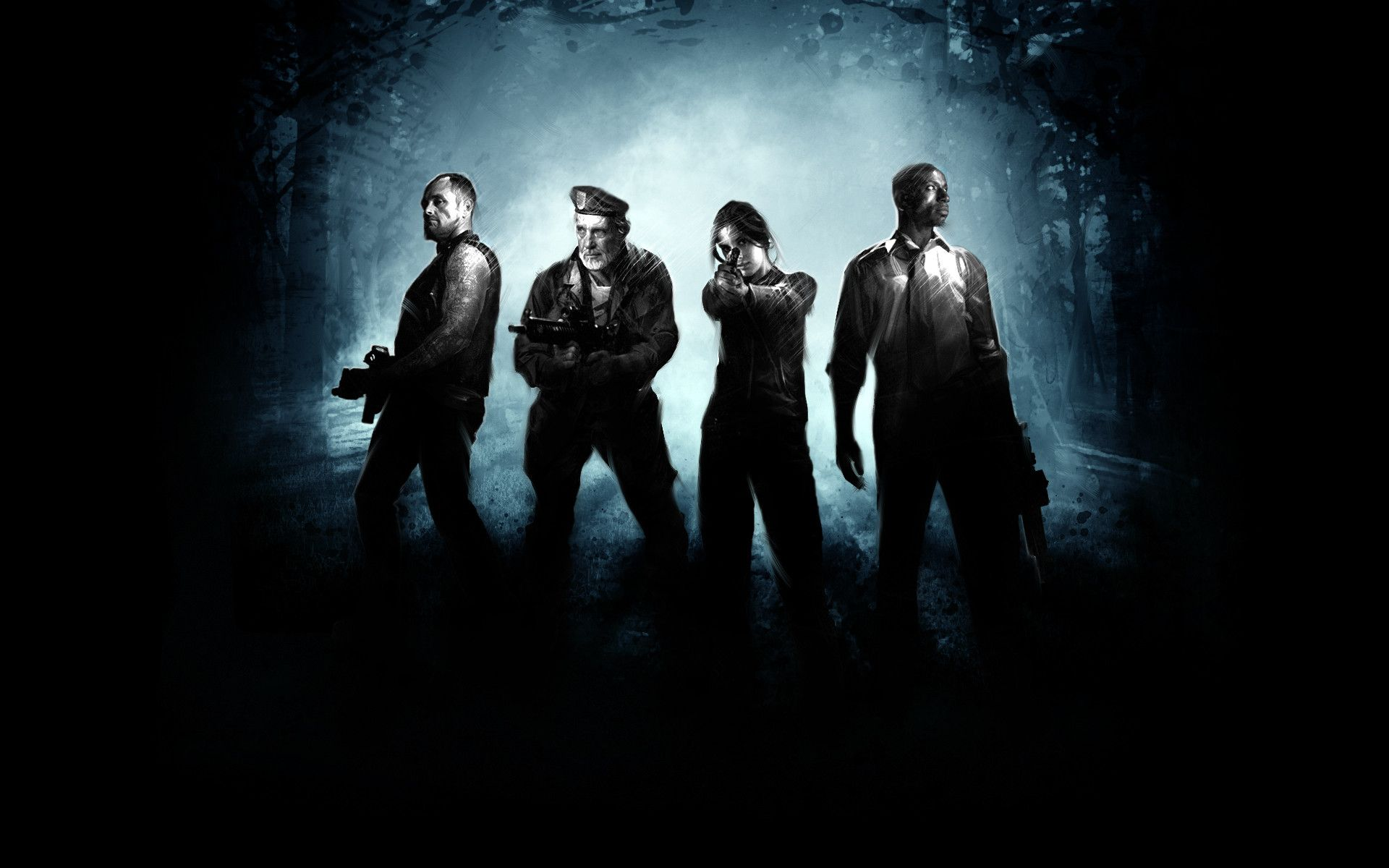 Res 1920x1200 Video Game Left 4 Dead Wallpaper Faby