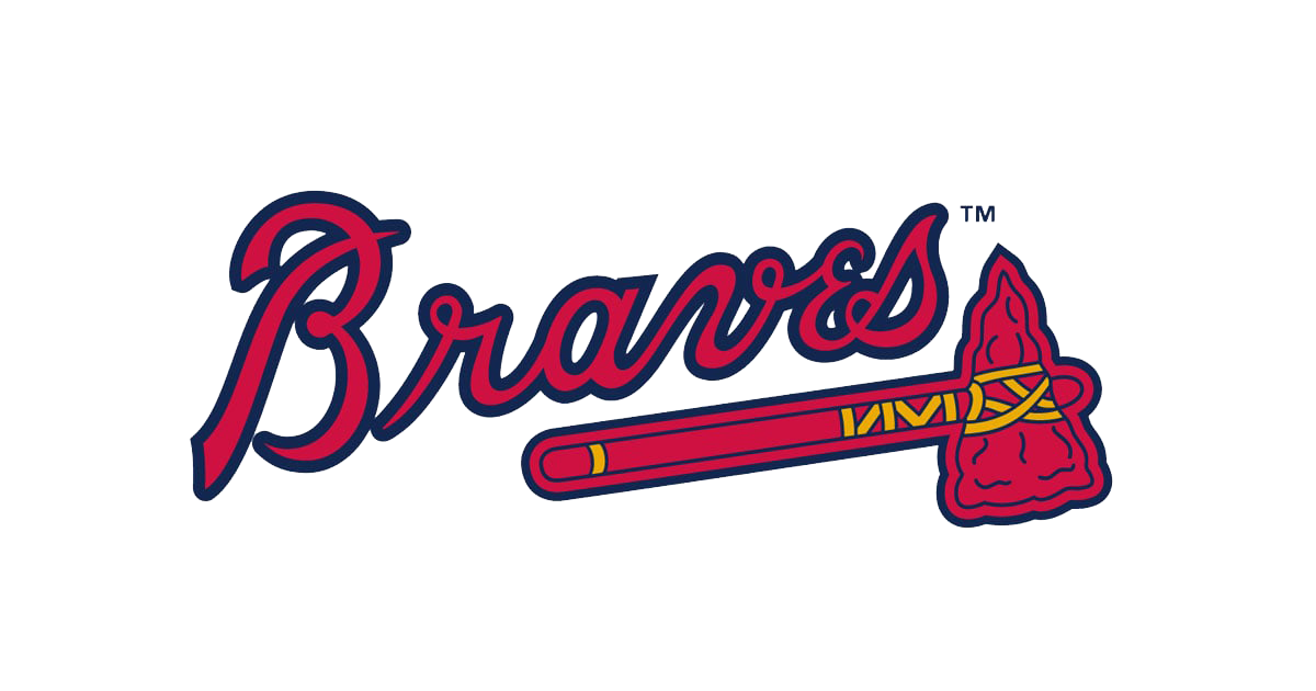 Download Atlanta Braves Logos With Name PNG Image for Free
