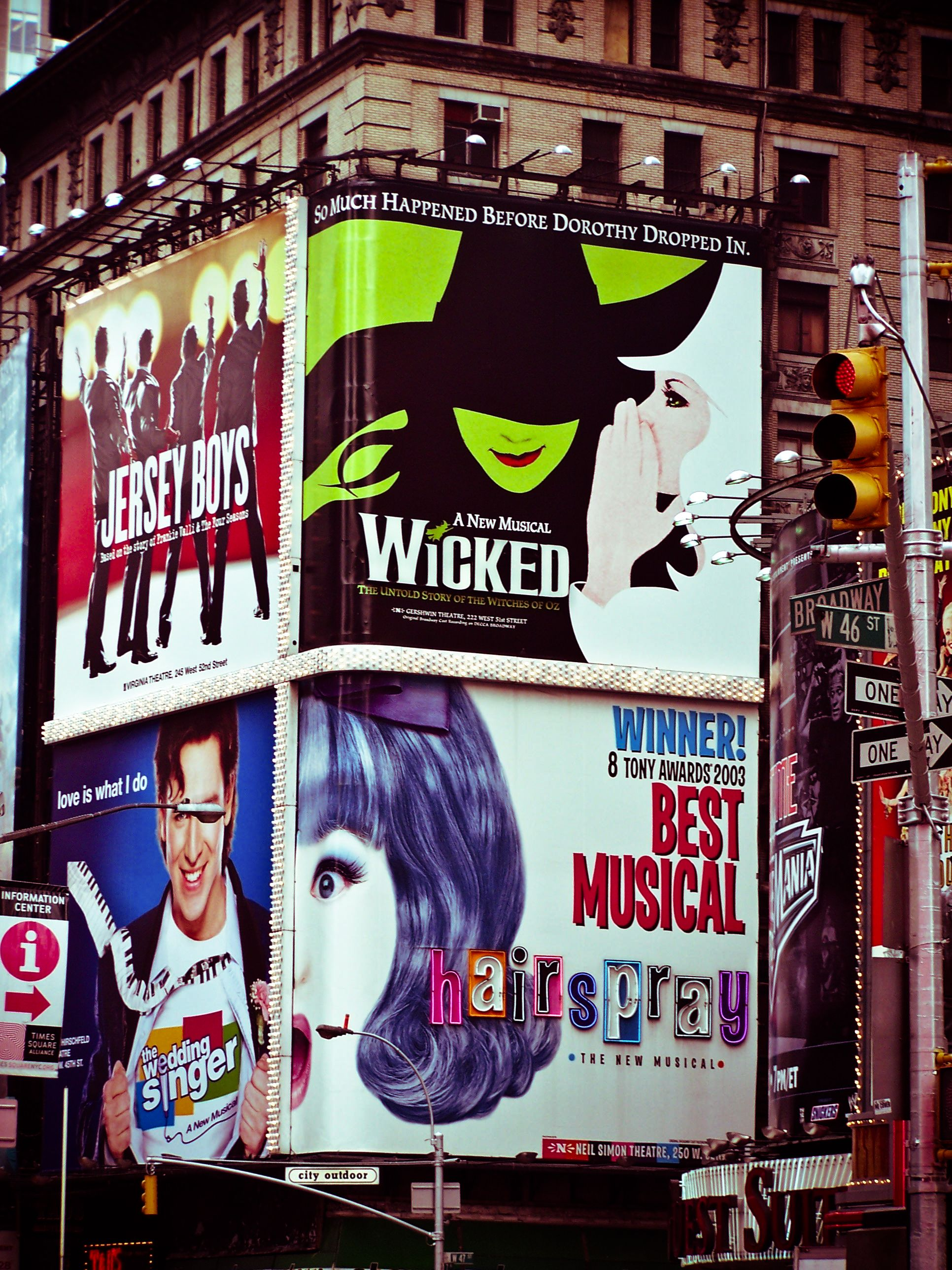 Get Tickets For The Latest Broadway Show While On Vacation