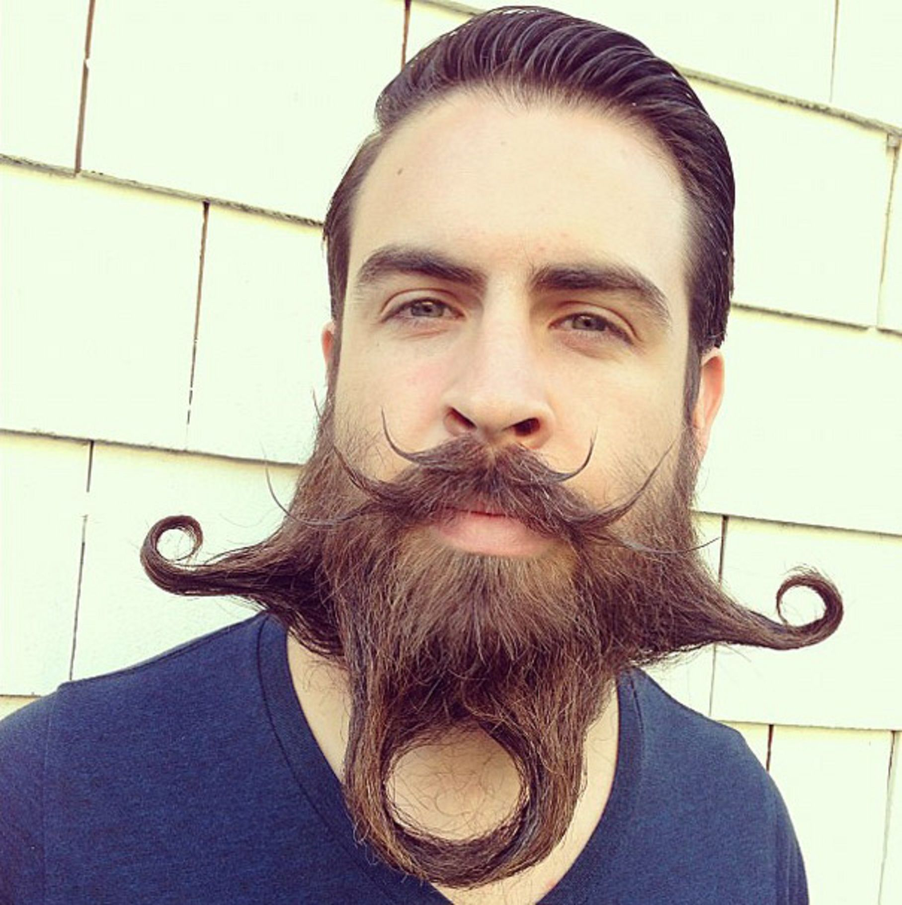 Style Beard Google ძებნა Wwwww Pinterest Goatee - Mr incredibeard really coolest beard ever seen