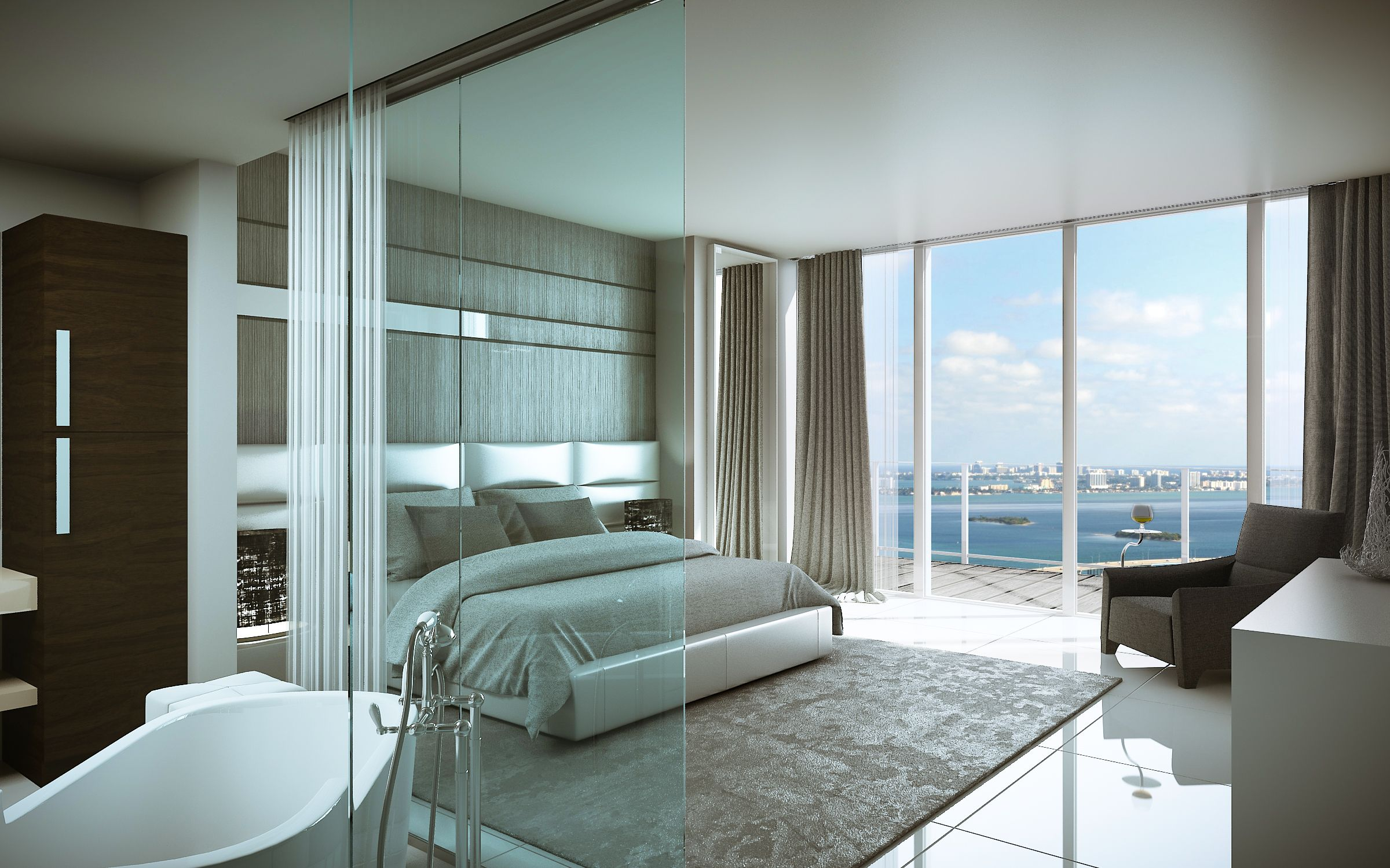 Paramount Bay - Miami - High quality Render and Virtual ...