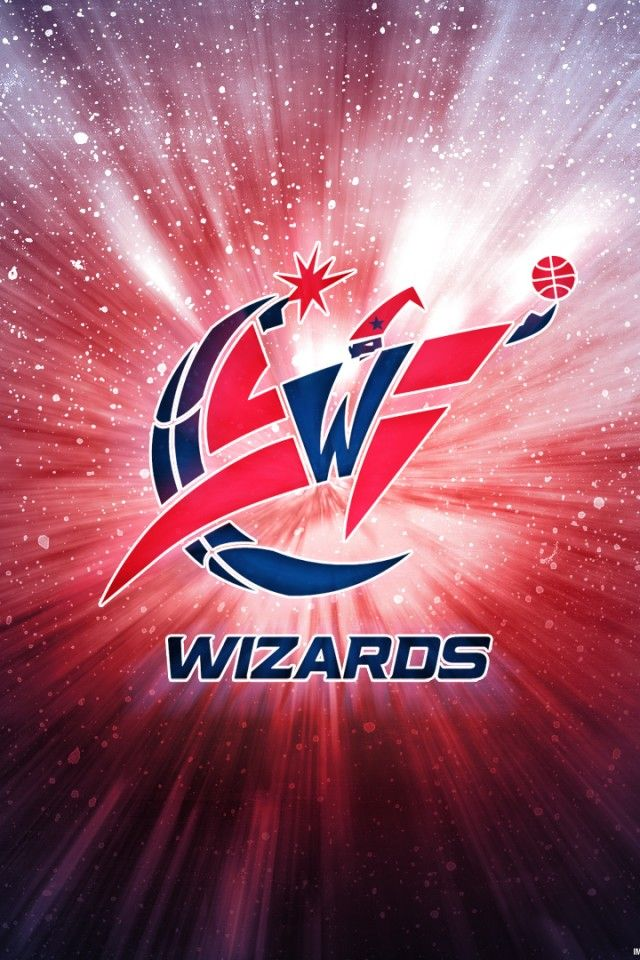 Bestwallpaper2013 Com Wizards Logo Washington Wizards Nba Logo