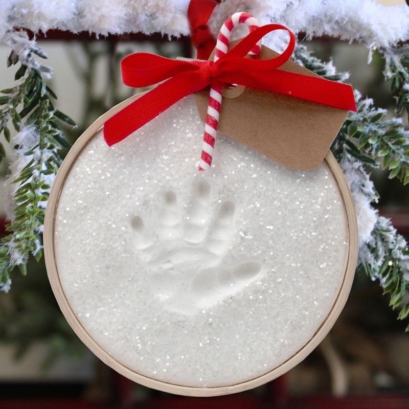 Child To Cherish Hand print Ornament