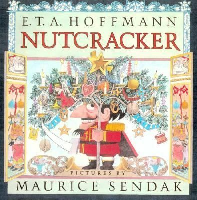 Nutcracker by E.T.A. Hoffmann. After hearing how her toy nutcracker got his ugly face, a little girl helps break the spell and changes him into a handsome prince.