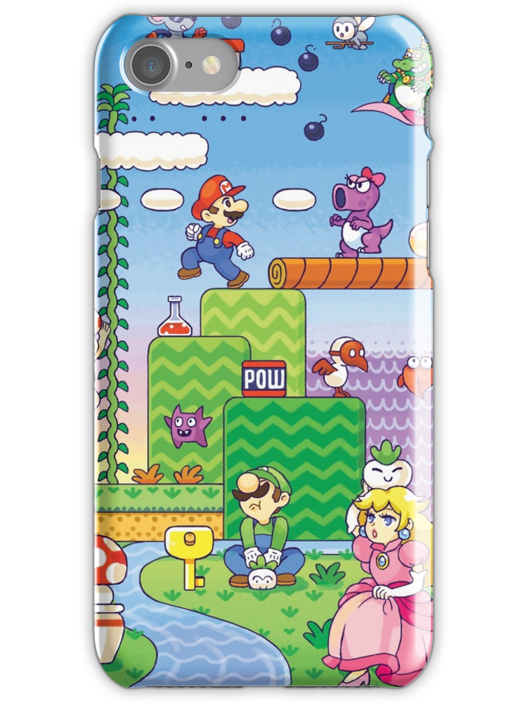 Pokemon Nintendo 90s Cartoon iphone case