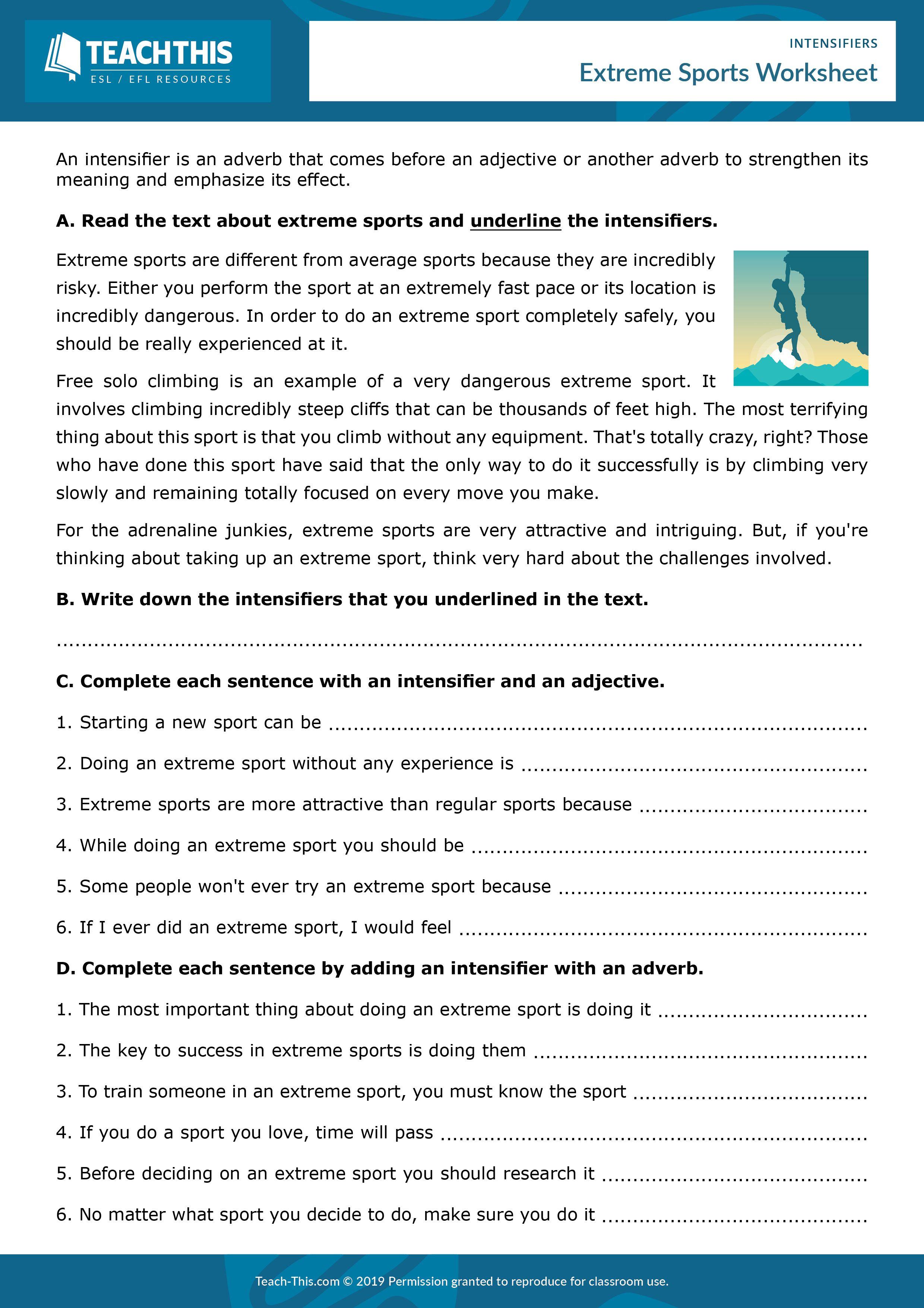 Intensifiers And Mitigators In