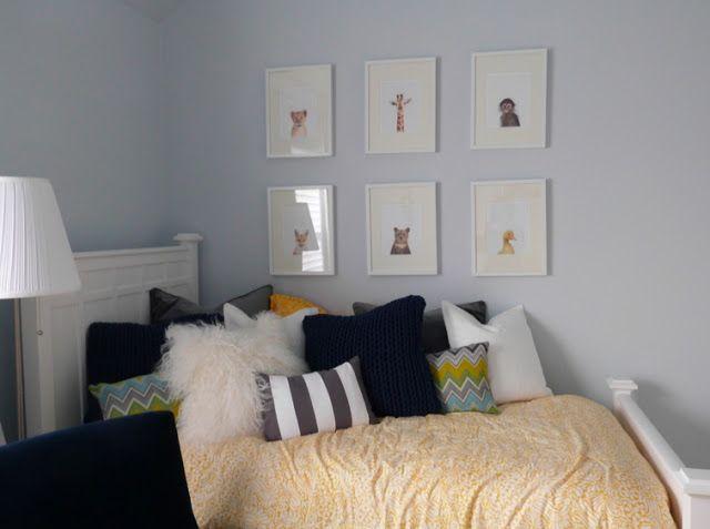 Best Bunny Gray Office Room Colors Favorite Paint Colors 400 x 300