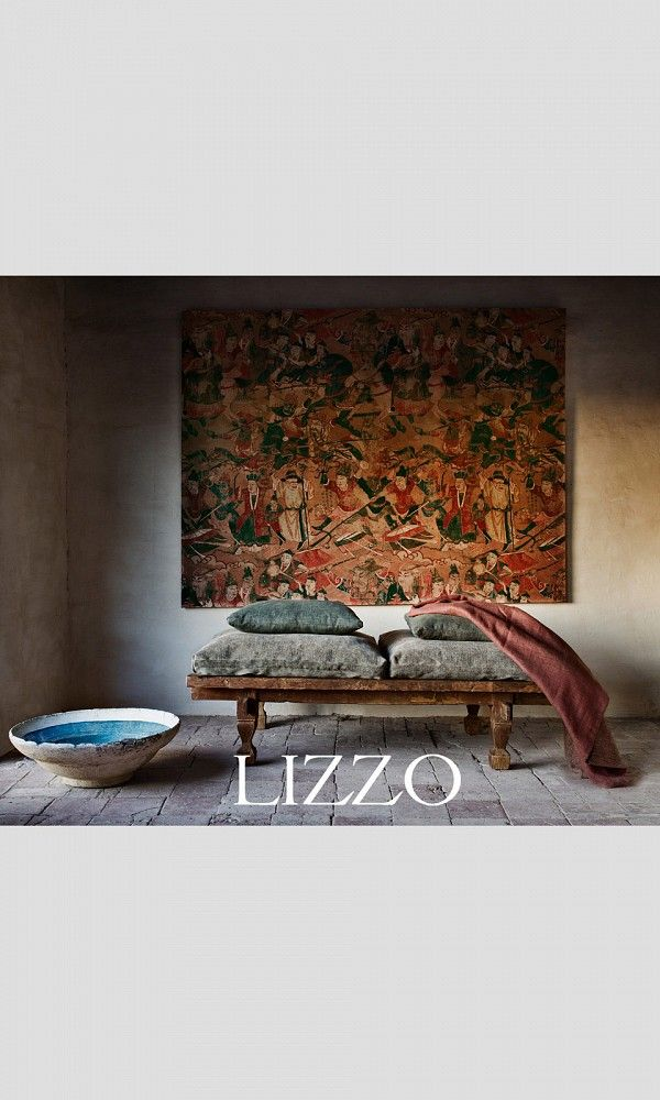 Lizzo Fabric Editor . Collection NOMAD www.loggerewilpower.com