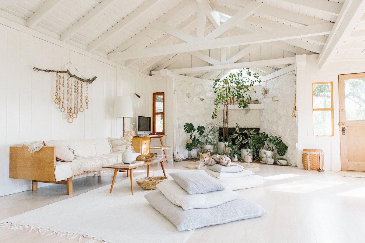 Une maison rustique cool  Style californien, Maison rustique