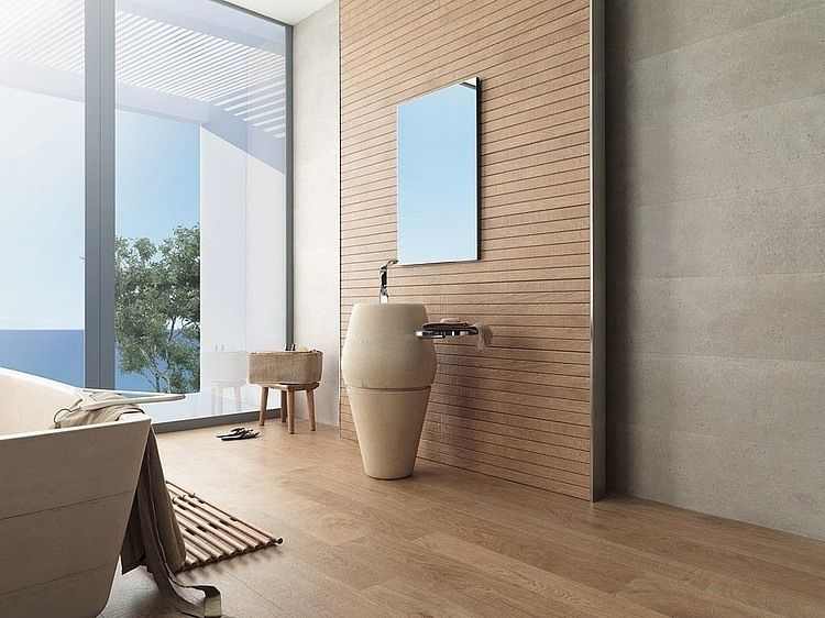 Bathroom. Elegant Porcelanosa Bathroom Designs. Captivating Porcelanosa  Bathroom Design With Grey Porcelanosa Tiles Wall