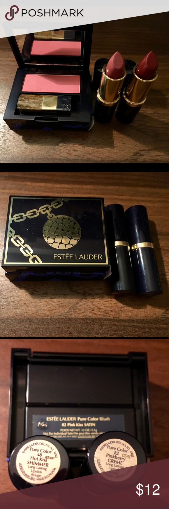 Estée Lauder Makeup Set Estee lauder makeup set, Makeup