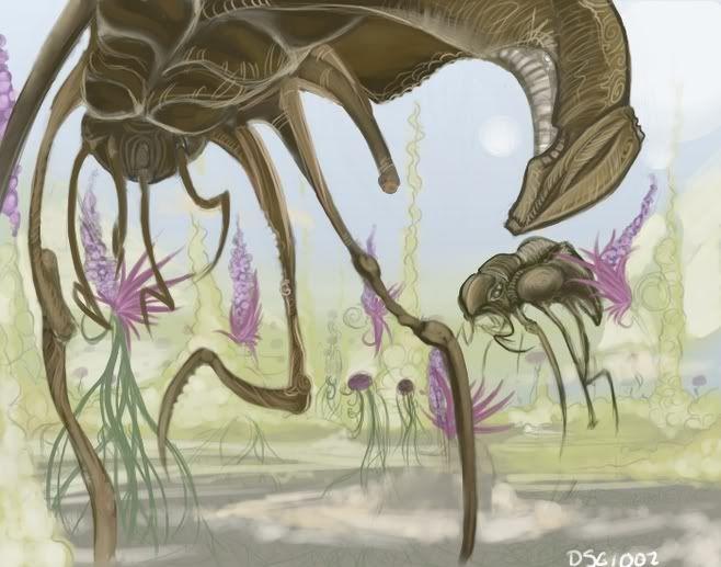 владельцев картинки инопланетное животное дай ему название сделай рисунок нас
