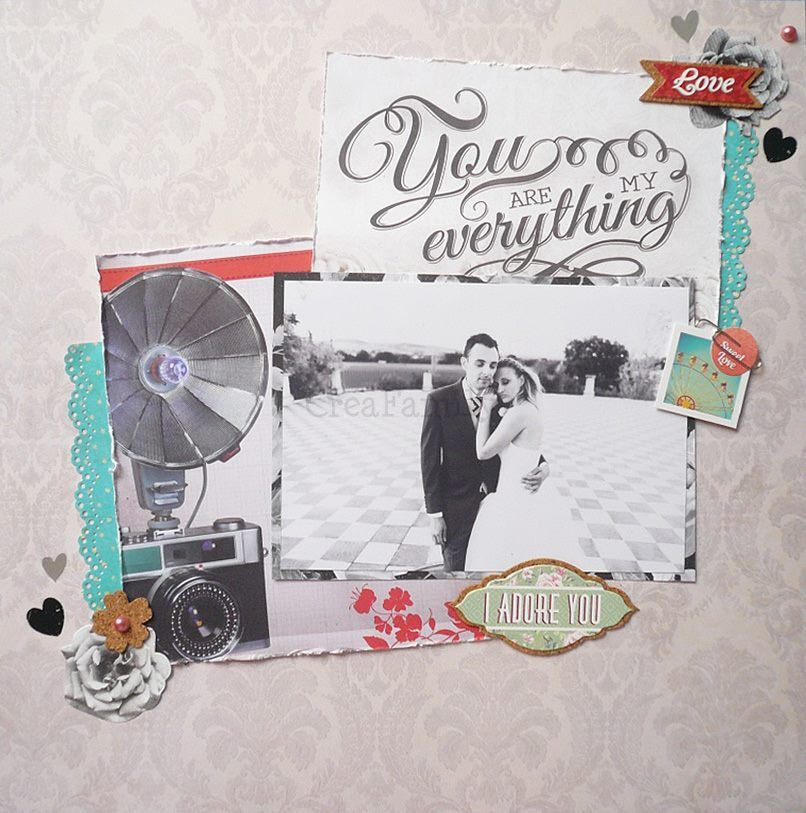 scrapbooking-layout-you-are-my-everything