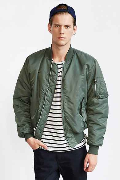 Alpha Industries Classic MA1 Bomber Jacket   LBD 2015 MEN S IMAGERY ... 3564894942