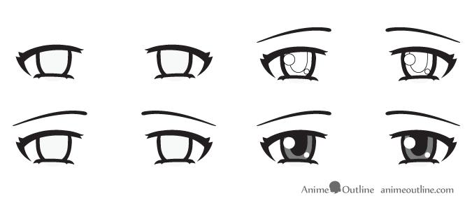 Pin On Eye Drawings