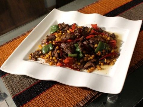 Szechuan Beef Stir Fry Recipe | Official Masala TV Main Course Recipes