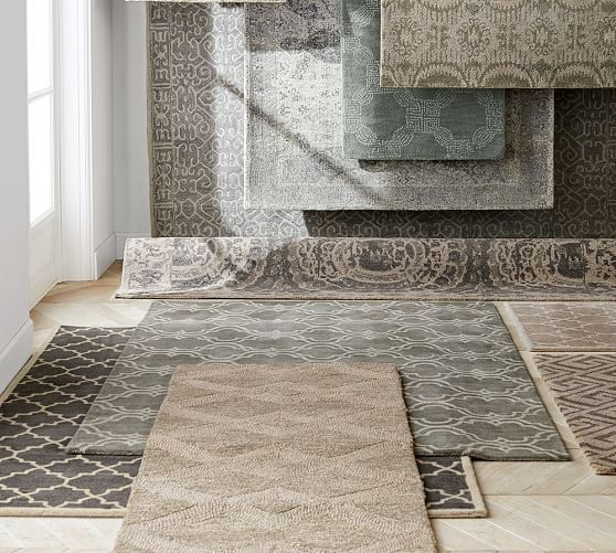 Chase Tufted Rug Natural