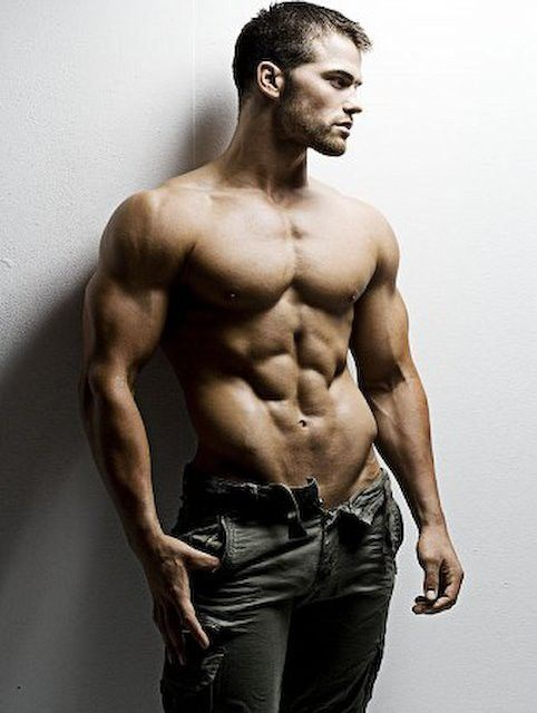 Jed Hill...he is a model and is on the covers of some romance novels...Jaci Burton is one of them...