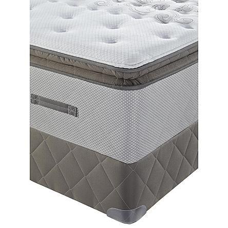 Sealy Posturepedic Waterston Plush Euro Pillowtop Queen Mattress Only Full Size Mattress Mattress King Size Mattress
