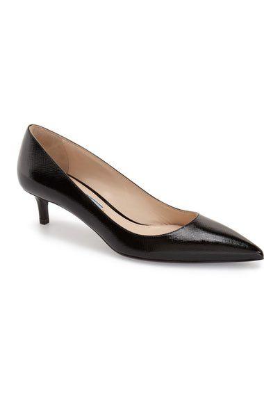 db6bf9244fd PRADA Pointy Toe Pump (Women).  prada  shoes  pumps