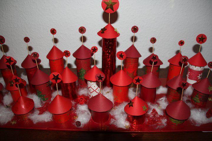 Adventskalender 2010: Weihnachtsstadt