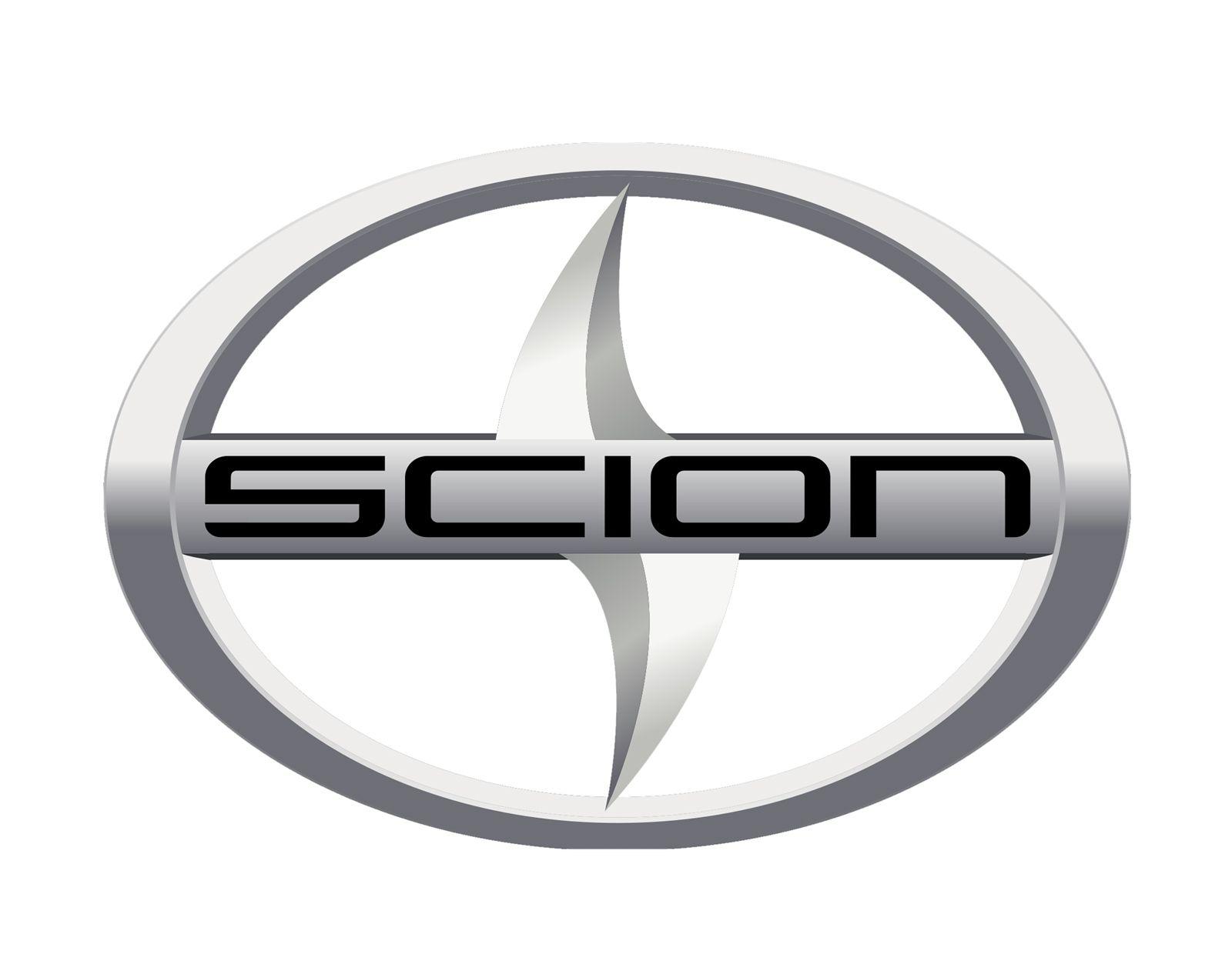 Large Scion Car Logo Scion Cars Car Logos Scion
