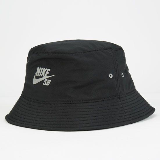 Nike Sb Shield Bucket Hat Black One Size For Men 24920410001  0dcb76255a