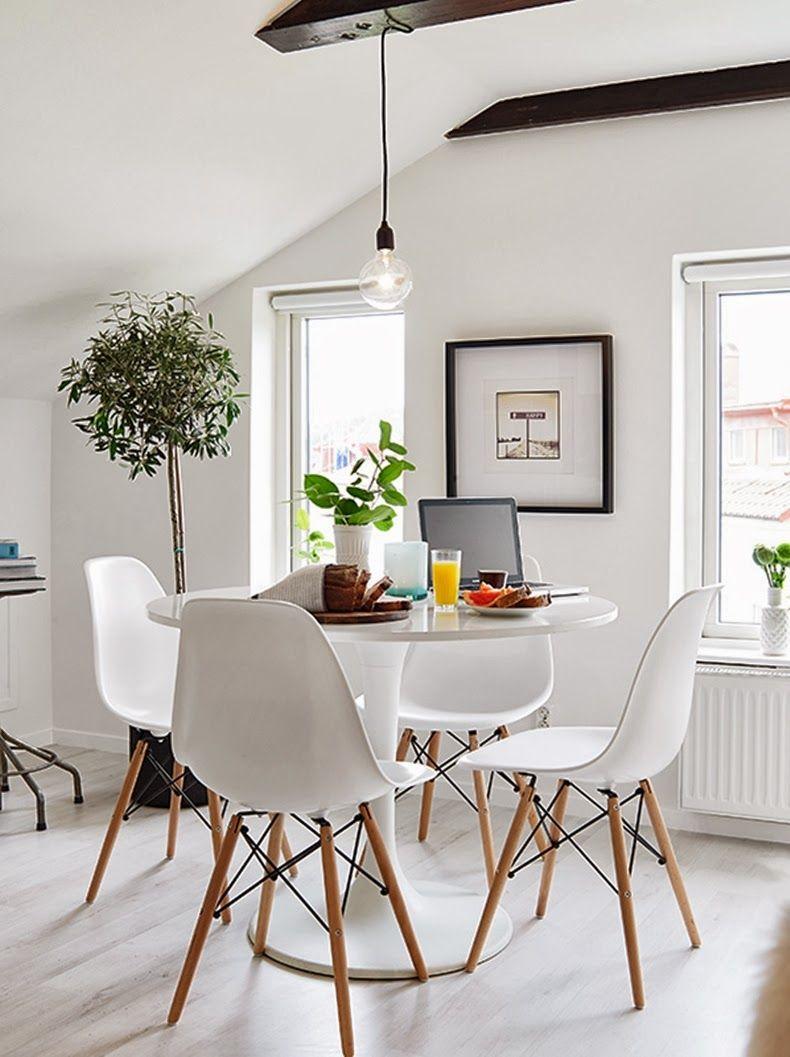 15 ideas para decorar las paredes de tu comedor | Comedores, Sala de ...